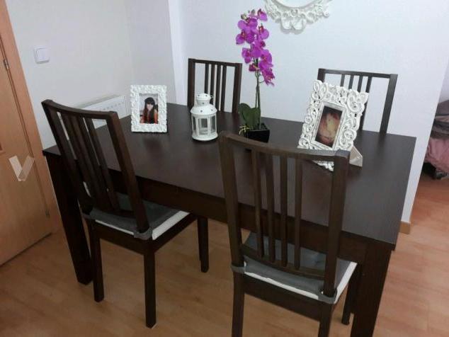 Mesas Y Sillas De Comedor Ikea Gdd0 Ingatorp Mesa Con 4 Sillas ...
