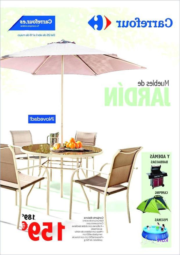 Mesas Y Sillas De Jardin Alcampo Gdd0 Muebles De Jardin Alcampo 2018 Cocinas En Carrefour Elegante Mesas Y