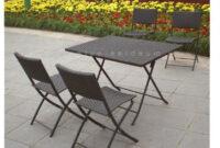 Mesas Y Sillas De Jardin Baratas O2d5 Set Muebles De Jardà N Hierro Exterior