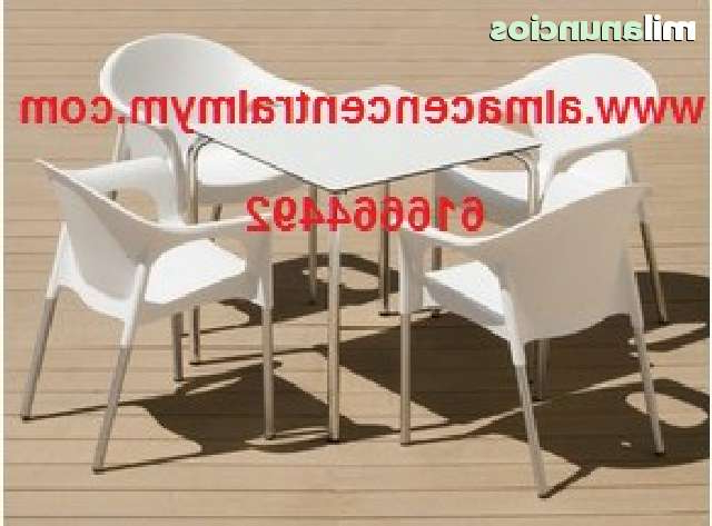 Mesas Y Sillas De Terraza De Segunda Mano E6d5 Mil Anuncios Mesas Terraza Pra Venta De Mobiliario De