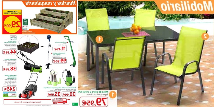 Mesas Y Sillas Jardin Carrefour U3dh Decorablog Revista De Decoracià N