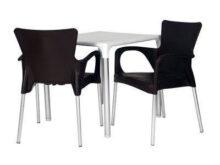 Mesas Y Sillas Para Bar Q0d4 Conjunto Mobiliario De Bar 4 Sillas Roma Y Mesa à Lite Barata