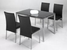 Mesas Y Sillas Para Cocina E9dx Conjunto Mesa 4 Sillas Lux 140x80x75 Cm Bricor El Corte Inglà S
