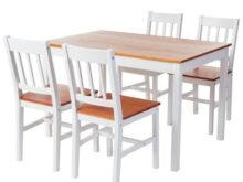 Mesas Y Sillas Para Cocina Q0d4 Conjunto Mesa 4 Sillas De Cocina O Edor Nerja En Blanco Y