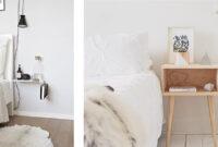 Mesitas De Noche nordicas Fmdf Decorar El Dormitorio Con Mesillas De Noche Pequeà as