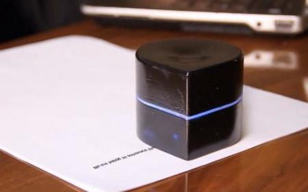 Mini Impresora Portatil 8ydm Una Impresora Portà Til Que Se Desplaza sobre El Papel Pregunta A