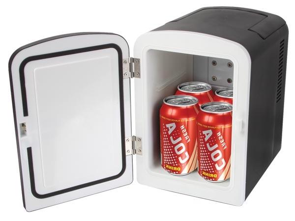 Mini Nevera Portatil Fmdf Nevera Portatil Mini Frigorifico Coche 12v Casa 220v Frio Calor 4l