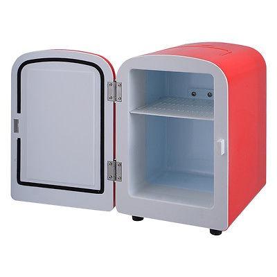 Mini Nevera Portatil U3dh Mini Nevera Portà Til Refrigerador Y Calentador Auto Coche