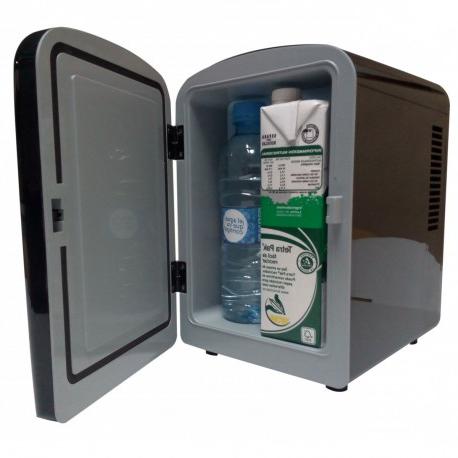 Mini Nevera Portatil Xtd6 Mini Nevera Portà Til 15 Litros 220v Azul