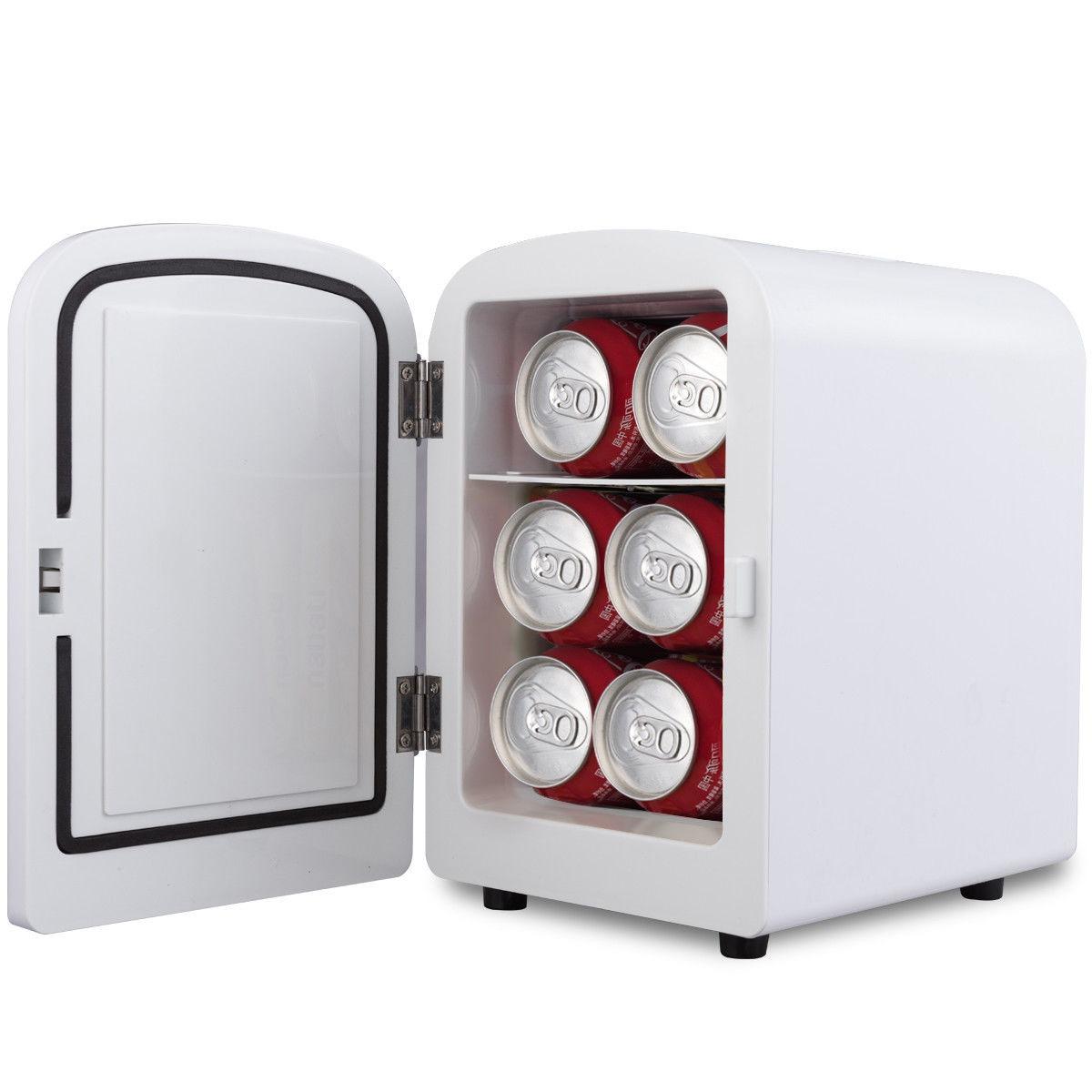 Mini Nevera Portatil Zwdg Mini Nevera Portà Til Refrigerador Calentador Calienta 4l Aut