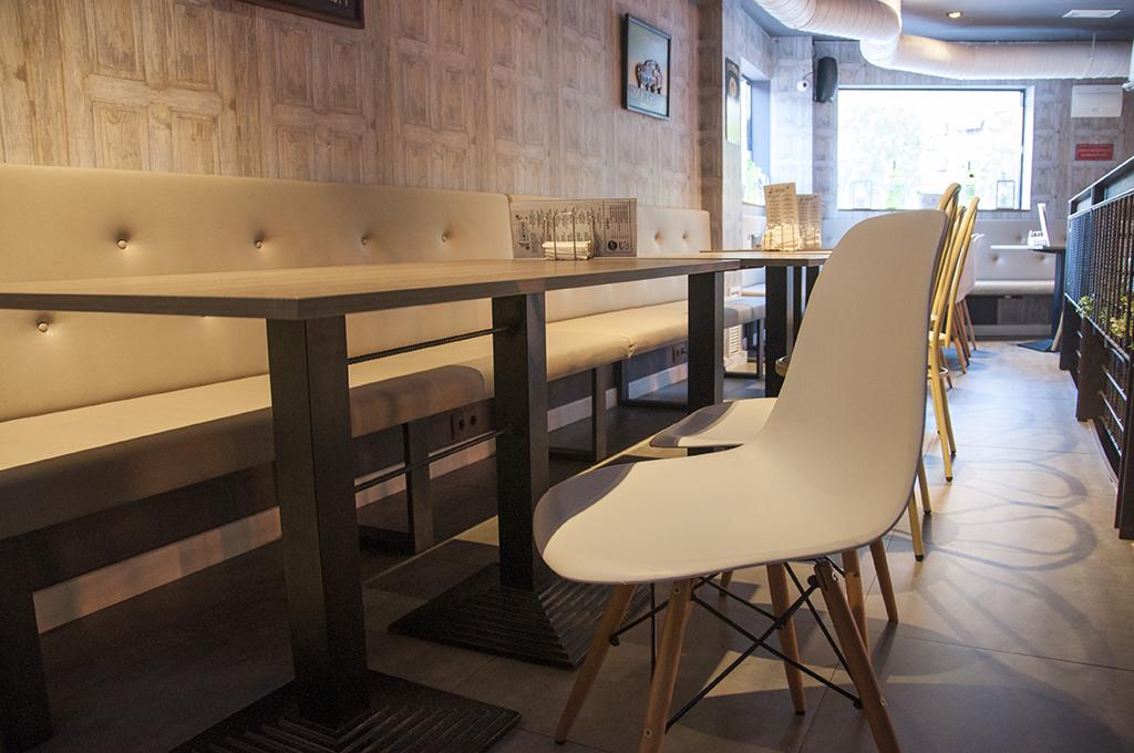 Mobiliario Cafeteria Dddy Realizacià N Y Montaje De Le Ay Cafà Mobiliarioidea