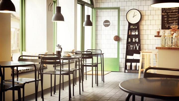 Mobiliario Cafeteria Ffdn Revista Muebles Mobiliario De Diseà O