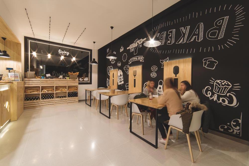 Mobiliario Cafeteria Gdd0 Cafeteria Living Coffe Bakery Paissano Arquitecto En Almerà A