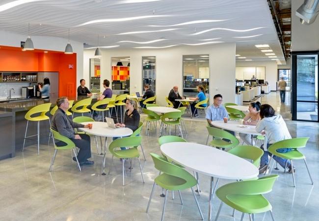 Mobiliario Cafeteria Q0d4 Cafeterà as En La Oficina Eqin Estudio Mobiliario Y Reformas De Oficina