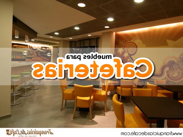 Mobiliario Cafeteria S1du Muebles Para Cafeteria Cà Mo Prar El Mobiliario Adecuado