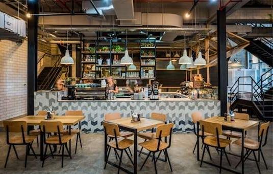 Mobiliario Cafeteria Whdr Muebles Para Cafeterà A Con Estilo Y Carà Cter Personal ð