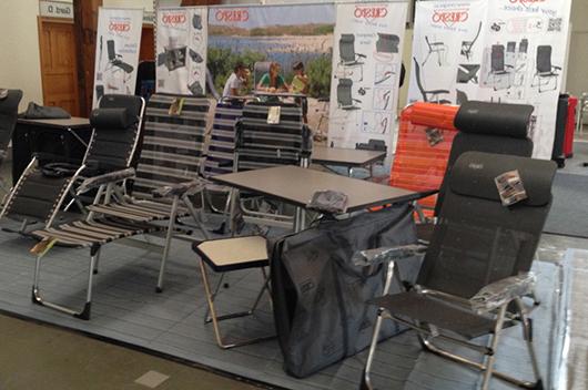 Mobiliario Camping Mndw El Mobiliario Para Camping De Crespo Triunfa En Alemania De La Mano