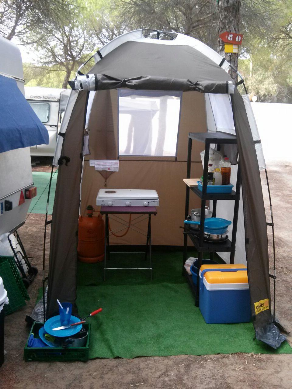 Mobiliario Camping Zwd9 Tiendas De Cocina Suelos Camping Avances