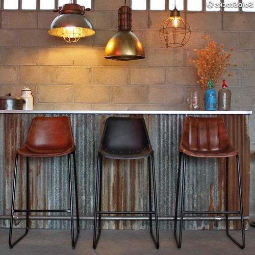 Mobiliario De Bar 9fdy Barra Bar Estilo Vintage Industrial Barato