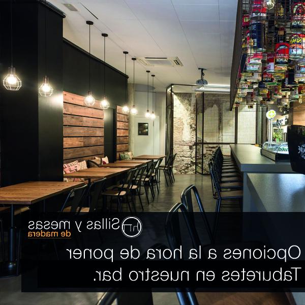 Mobiliario De Bar J7do Mobiliario De Hostelerà A Que Opciones Tenemos A La Hora De Poner
