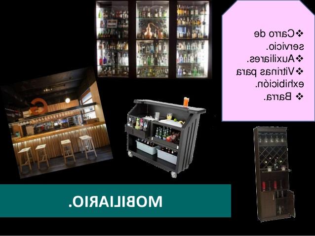 Mobiliario De Bar O2d5 Bar Utensilios Y Equipo