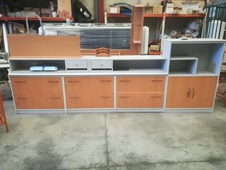 Mobiliario De Oficina Segunda Mano Dddy Mueble De Oficina De Segunda Mano En Wallapop
