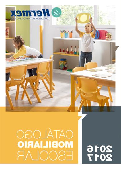 Mobiliario Escolar Infantil Tldn Catalogo Mobiliario Escolar De Infantil Primaria Y Secundaria 2016