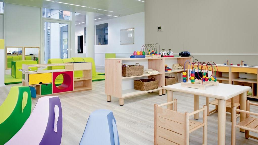 Mobiliario Escolar Infantil Whdr Equipamiento Para Centros Educativos Padaleo