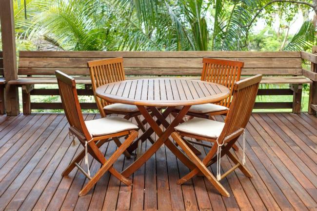 Mobiliario Jardin 4pde Cuidados Para Muebles De Jardin Según Su Material