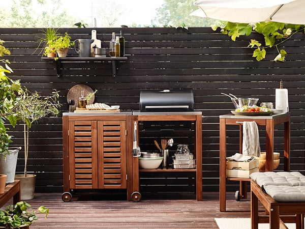 Mobiliario Jardin Whdr Decoracià N De Terrazas Ikea