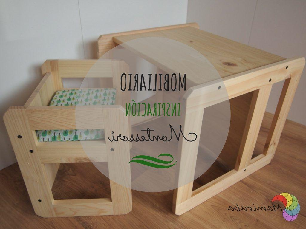 Mobiliario Montessori Q0d4 Mobiliario Inspiracià N Montessori