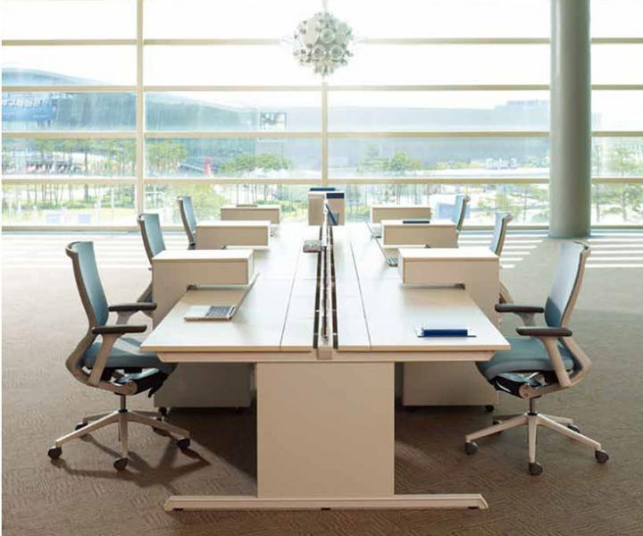 Mobiliario Oficina Dwdk LÃ Nea Mobiliario Para Oficinas Chance sos Fursys Arquitectura