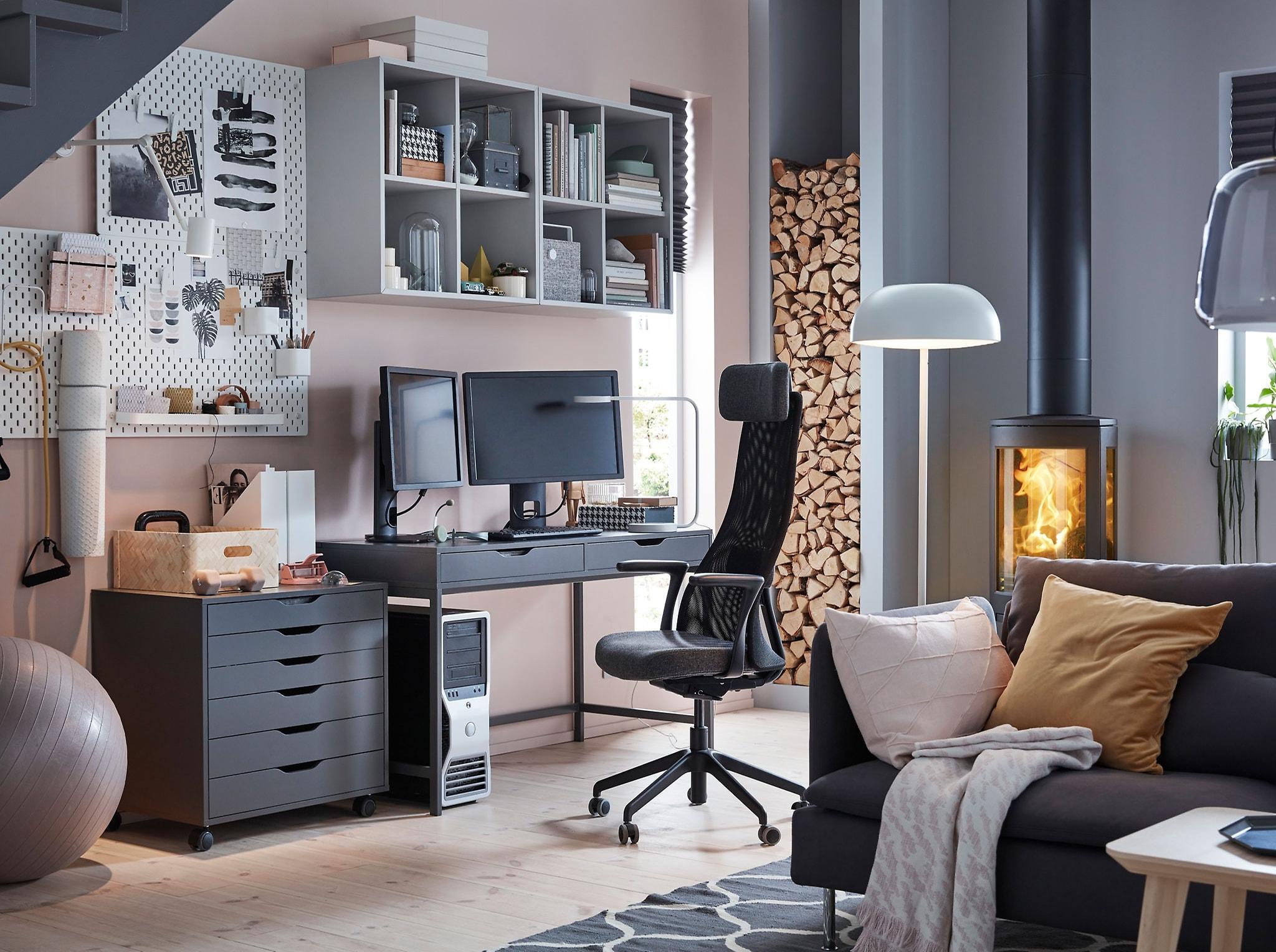 Mobiliario Oficina Ikea 3ldq Mobiliario De Oficina Espacios Trabajo Y Despachos Pra Online