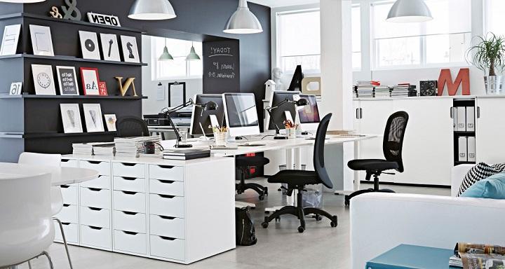 Mobiliario Oficina Ipdd Revista Muebles Mobiliario De Diseà O