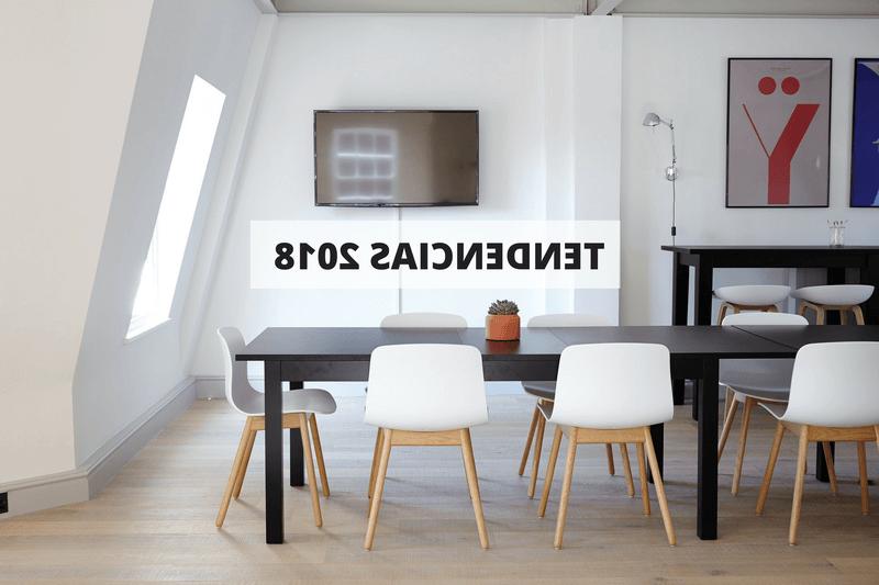 Mobiliario Oficina Thdr Principales Tendencias Para El Mobiliario De Oficina En 2018 Dauro