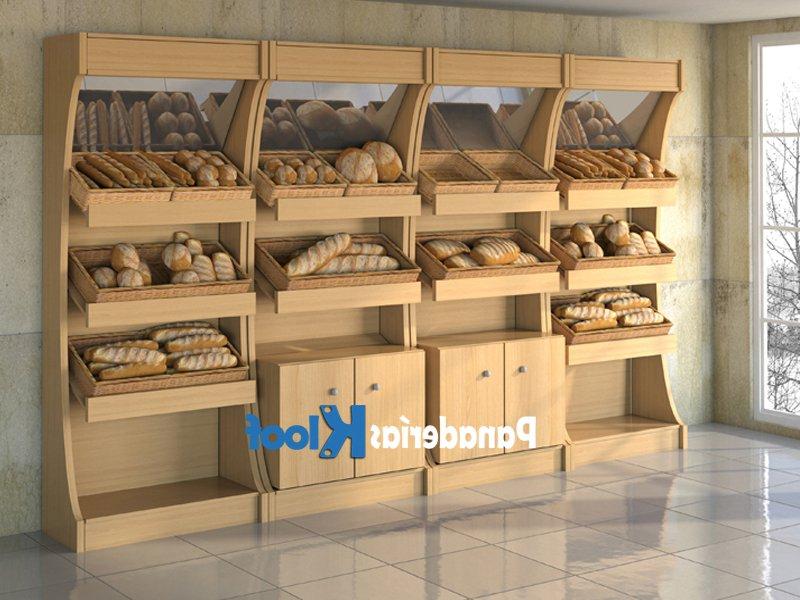 Mobiliario Panaderia 0gdr Mobiliario Para Panaderà as Y Pastelerà as Muebles De Panaderà A
