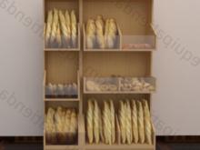 Mobiliario Panaderia