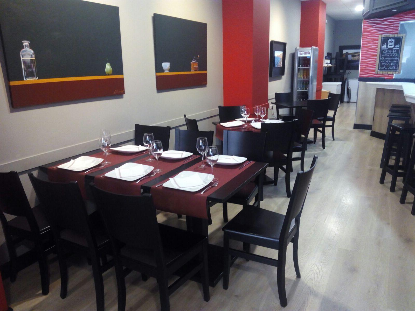 Mobiliario Para Hosteleria U3dh Mobiliario En El Trampantojo Restaurante Blog Ginetom Mobiliario