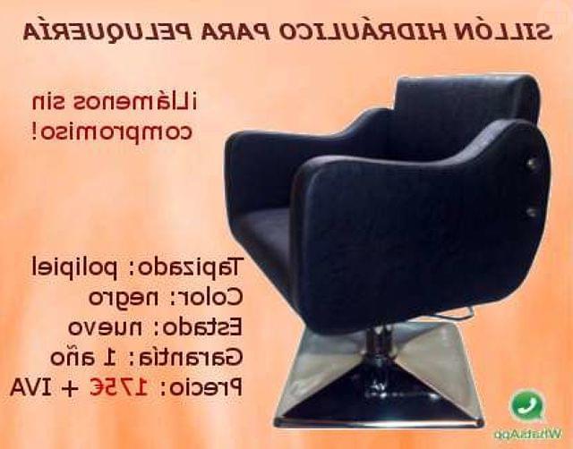 Mobiliario Peluqueria Segunda Mano Y7du Mil Anuncios Sillà N Hidrà Ulico Mobiliario Peluquerà A