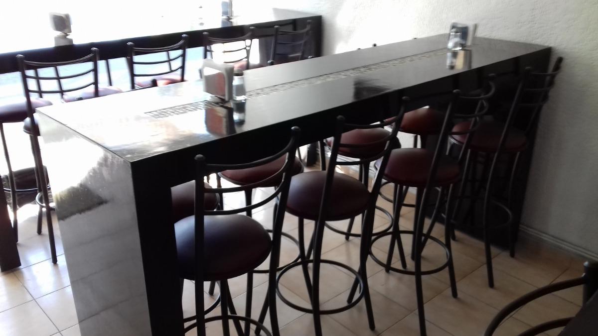 Mobiliario Restaurante Dwdk Mobiliario Restaurante Barras Con Bancos 5 000 00 En Mercado Libre
