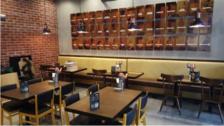 Mobiliario Restaurante E6d5 Mobiliario Para Restaurante