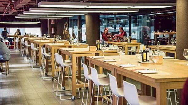 Mobiliario Restaurante H9d9 Mesas Altas De Madera Mobiliario Restaurante De Segunda Mano Por