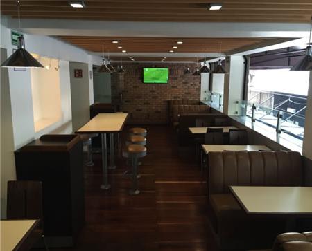 Mobiliario Restaurante Qwdq Mobiliario Para Restaurante