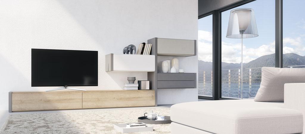 Mobiliario Salon Thdr â Salones Modernos Escoge El Que MÃ S Se Adapte A Tu Estilo