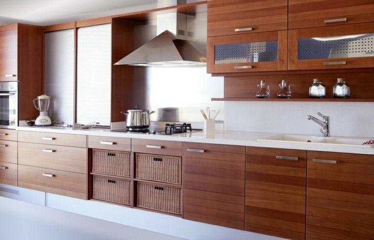 Modelos De Muebles De Cocina 0gdr Diseà O De Cocinas Modernas 100 Ejemplos Geniales Cocina