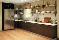 Modelos De Muebles De Cocina H9d9 Cocinas Pequeà as En forma De L Cincuenta Diseà Os