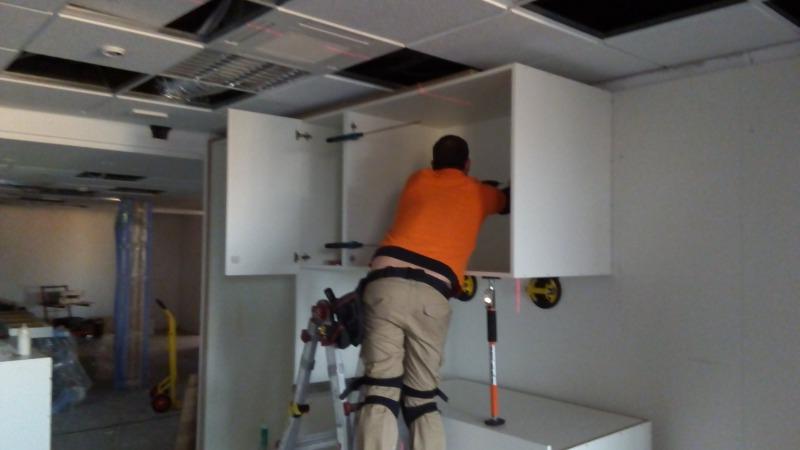 Montador De Muebles Txdf â Montadores De Mobiliario De Cocina En Obra Contract Montajes M3