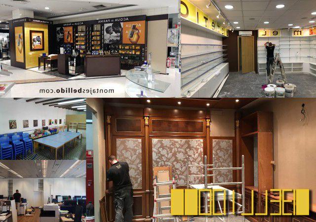 Montadores De Muebles 9ddf Los Montajes Internacionales Y El Montaje Plv De Mobiliario