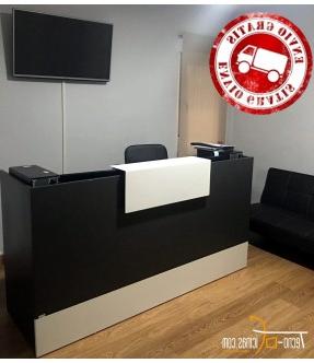 Mostrador Recepcion Barato J7do Mostradores Recepcià N Mobiliario Nuevo