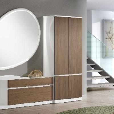 Mueble A Medida 4pde Realizar El Mueble A Medida Del Mueble Recibidor Miribilla Bilbao